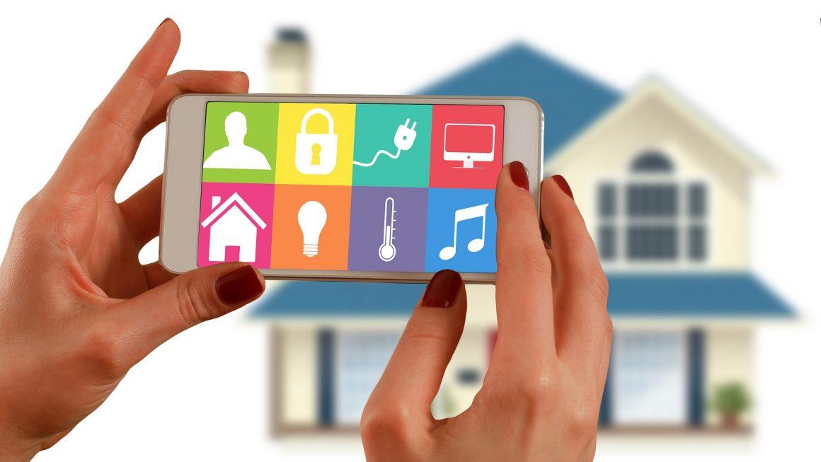 domotique pour une maison intelligente et connectée